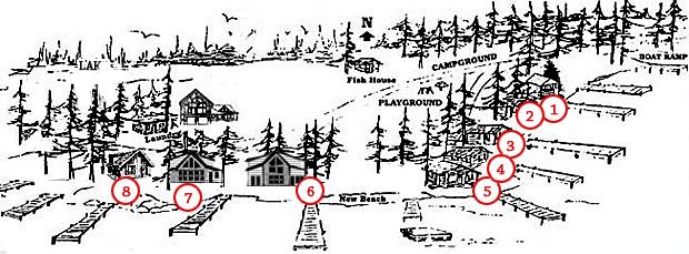 Mn Lake Resort Cabin Rates Amp Rentals